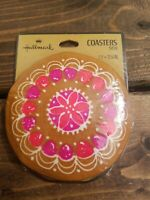 Hallmark Vintage Paper Coasters (12) Seashells NEW in Package