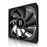 """GENUINE"" DEEPCOOL GAMER STORM TF120S (BLACK) 120MM SYSTEM FAN -Freeship-"