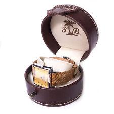 Tommy Bahama Swiss Grade Stainless Steel Sterling Silver .925 Wristwatch w/ Box