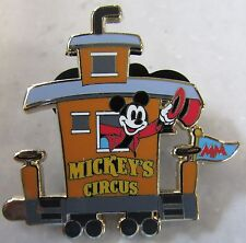 Disney Mickey's Circus Train Mickey Mouse Pre Production Proto Type PP Pin