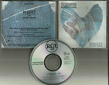 FAIRGROUND ATTRACTION Perfect 1988 USA PROMO Radio DJ CD single MINT 8789 RDJ