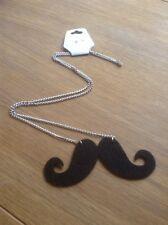 *Vintage Style Moustache Necklace*