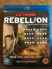 MATHIEU KASSOVITZ Rebellion ~ 2011 FRANCES War Acción SUSPENSE GB BLU-RAY