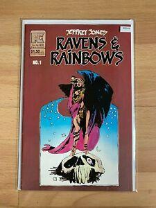 Ravens & Rainbows 1 - High Grade Comic Book B55-42