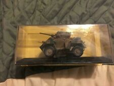 HUMBER MK.IV 8TH INFANTRY DIVISION SANGRO RIVER ITALY 1943 DIECAST BY EAGLEMOSS
