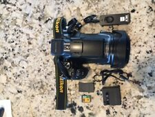 Nikon Coolpix P1000 16MP 4K Digital Camera with 125x Optical Zoom with Extras