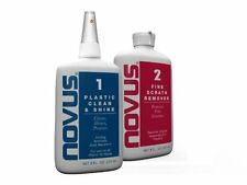 NEW NOVUS 7056 Plastic Polish Kit  8 oz. FREE SHIPPING