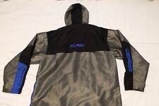 Vintage Fubu 90s Hip Hop Sports Jacket with hoodie