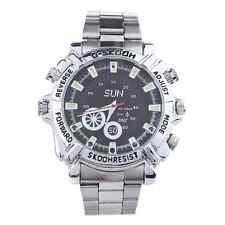 Spy Wrist DV Watch 8GB Video Night Vision 1080P Hidden Camera Waterproof