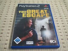 The Great Escape per PlayStation 2 ps2 PS 2 * OVP *