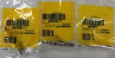 JOHN DEERE OEM Glow Plugs M87919 Set of 3 X595 332 455 655 755 855 F925 3375