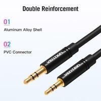 Vention 3,5mm Stecker auf 2,5 mm AUX Audiokabel Klinkenstecker Audiokabel DE