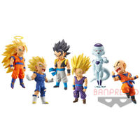 Dragon Ball Legends Collab World Collectable Figure WCF vol.2 All 6 type set