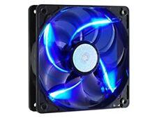 Cooler Master SickleFlow 120 - Sleeve Bearing 120mm Blue LED Silent Fan for