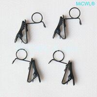 4pcs AT1 Lavlier Clothing Clip for Audio Technica Shure AKG Lavalier Microphone
