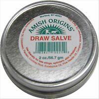 Draw Salve by Amish Origins, 2 oz