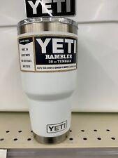 Yeti Rambler 30 oz Stainless Steel Mug - White (21070070024)
