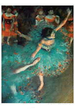 Dancer Art Print By Edgar Degas - 13x19