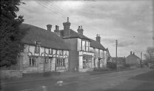 B/W Negative  Holybourne Hampshire Shop Taylor Bros 1940s +Copyright DB1414