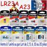 Piles Battery télécommande Alcaline 12V LR23A A23 MN21 GP23A par 1 2 5 10 ou 20