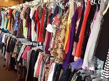 100 PC lot womens brand name Summer clothing Tanks  Shirts Shorts Skirts Capris