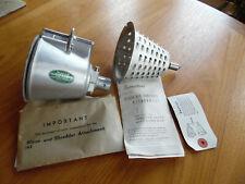 Vintage Hamilton Beach Slicer And Shredder Attachment New In Box