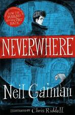 Neverwhere: the Illustrated Edition, Gaiman, Neil, New