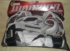 WARRIOR Lockdown Goalie Guard Lacrosse Pads Size MediumLDGGM