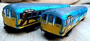 EFE 1938 motorised 2car Isle Of Wight Dinosaur London Transport Tube Underground