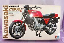 RARE TAMIYA 1/6 KAWASAKI Z1300 Motorbike Model Kit #1619 NEW