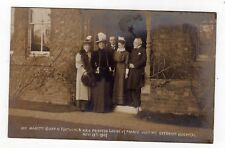 WORCESTERSHIRE, EVESHAM HOSPITAL, QUEEN OF PORTUGAL & PRINCESS LOUISE OF FRANCE