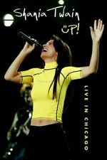 SHANIA TWAIN 'UP LIVE IN CHICAGO' DVD NEW+