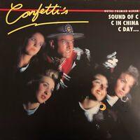 Vinyle-LP-33T : Confetti's - Notre Premier Album -