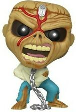 Iron Maiden - Piece Of Mind (Skeleton Eddie) - Funko Pop! Rocks: (Toy New)