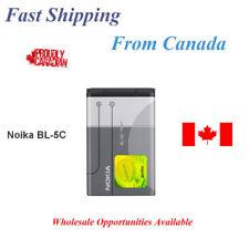 NOKIA BL-5C Battery 1208 3100 3555 6085 6086 6682 1680 2730 Classic 5130 Xpress