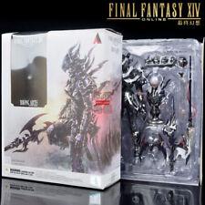 Play Arts Final Fantasy XIV/14 Estinien Wyrmblood Action Figure model INSTOCK