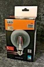 Circline LED Light Bulb E27 Globe Extra Warm White NEW (L)