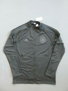 Men's Jacket Anthem Germany National Team Soccer Football Adidas FI1453