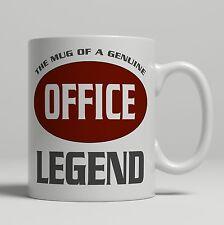 TAZZA in Ceramica Regalo Ufficio Posto Di Lavoro tè caffè collega Cup NEW Novità collega