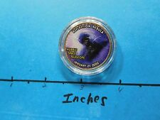 HUBBLE SPACE TELESCOPE 2000 PIC REFLECTION NEBULA NASA ON KENNEDY HALF DOLLAR #2