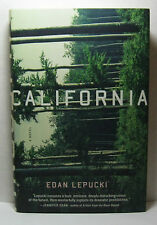 CALIFORNIA by Edan Lepucki, signed 1st/2nd hardback book