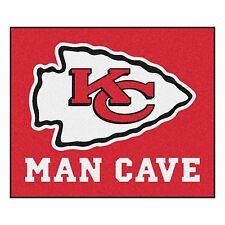 Fan Mats Kansas City Chiefs NFL Man Cave Tailgater Floor Mat 60in X 72in