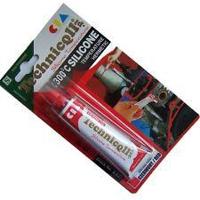 1 X Rojo Ht Alta Temperatura 20ml Sellador Adhesivo de silicona resistente al calor 300'C