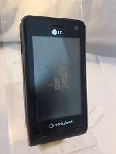 LG Viewty KU990 Black Unknown Network Mobile Phone