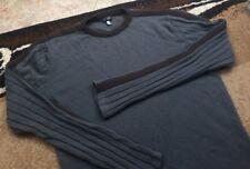 Armani Jeans Vintage sweater jumper lana vergine wool