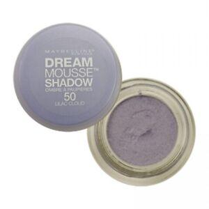 Gemey Maybelline Dream Mousse (Foam) Shadow 50 Lilac Cloud Shadow Eyelids