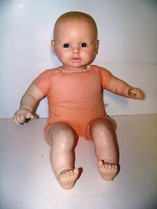 "Vintage Rare Goldberger Eegee Doll W/ Soft Body 24"" Tall"