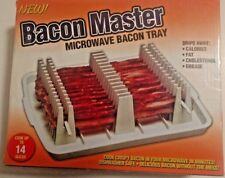 Bacon Master Microwave Bacon Tray Cooker