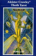 Original Aleister Crowley Thoth Tarot