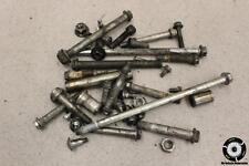 2004 Suzuki GSXR1000 MISCELLANEOUS NUTS BOLTS ASSORTED HARDWARE GSXR 1000 04